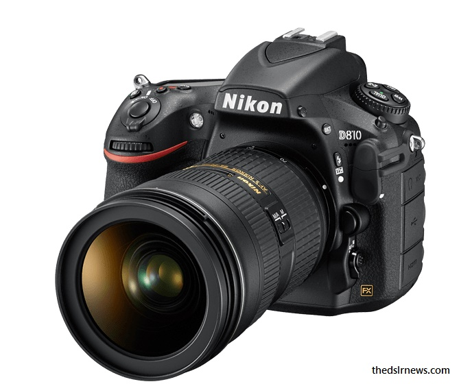 10. Nikon D810. 10 Most Expensive DSLR Cameras in 2017.