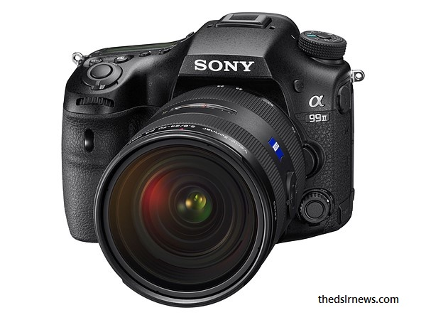 10 Most Expensive DSLR Cameras in 2017 Sony Alpha 99 II