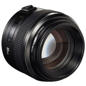 Yongnuo YN 85mm f/1.8 announced for DSLR Camera